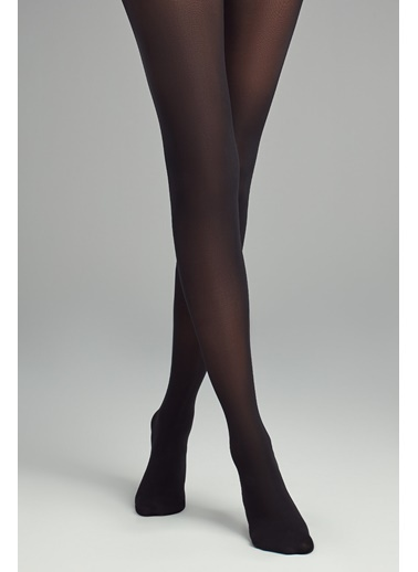 Penti Premier Flexi Külotlu Çorap Siyah